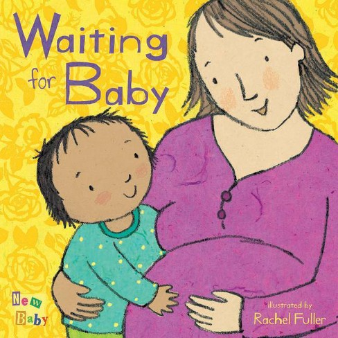 Waiting for Baby - (New Baby) (Board_book) - image 1 of 1