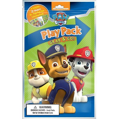 PAW Patrol Play Pack Party Favors