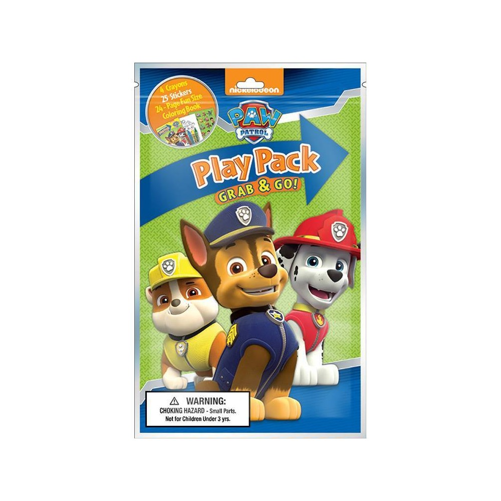 Image of PAW Patrol Play Pack Party Favors