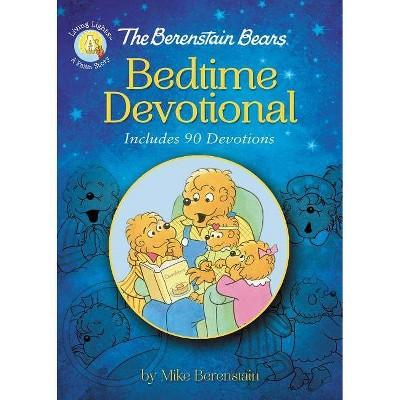 Berenstain Bears Bedtime Devotional : Includes 90 Devotions (Hardcover)(Mike Berenstain)