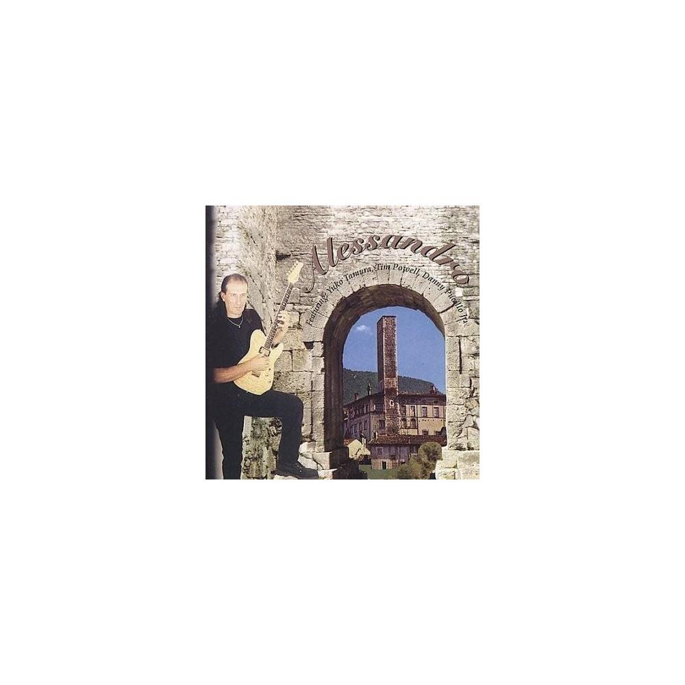 Alessandro - Alessandro (CD)