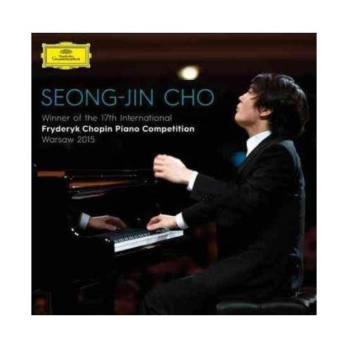 Seong-Jin  Fr'd'ric; Cho Chopin - Winner: 17th International Chopin Piano Competition Warsaw 2015 (CD) - image 1 of 1