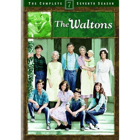 The Waltons: The Complete Seventh Season (DVD)(2012) - image 1 of 1