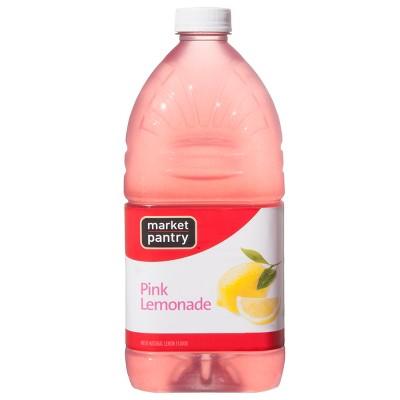 Pink Lemonade - 64 fl oz Bottle  - Market Pantry™