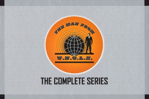 Man From Uncle:Complete Series (DVD) - image 1 of 1
