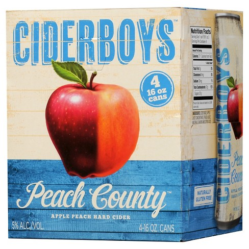 Ciderboys® Seasonal - 4pk / 12oz Cans - image 1 of 1
