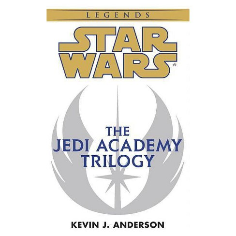 Star Wars: Jedi Trilogy Boxed Set - by  Kevin Anderson (Paperback) - image 1 of 1