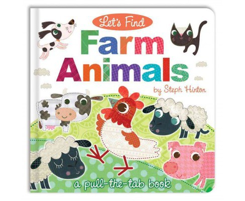 Let's Find Farm Animals (Hardcover) (Sally Hopgood) - image 1 of 1
