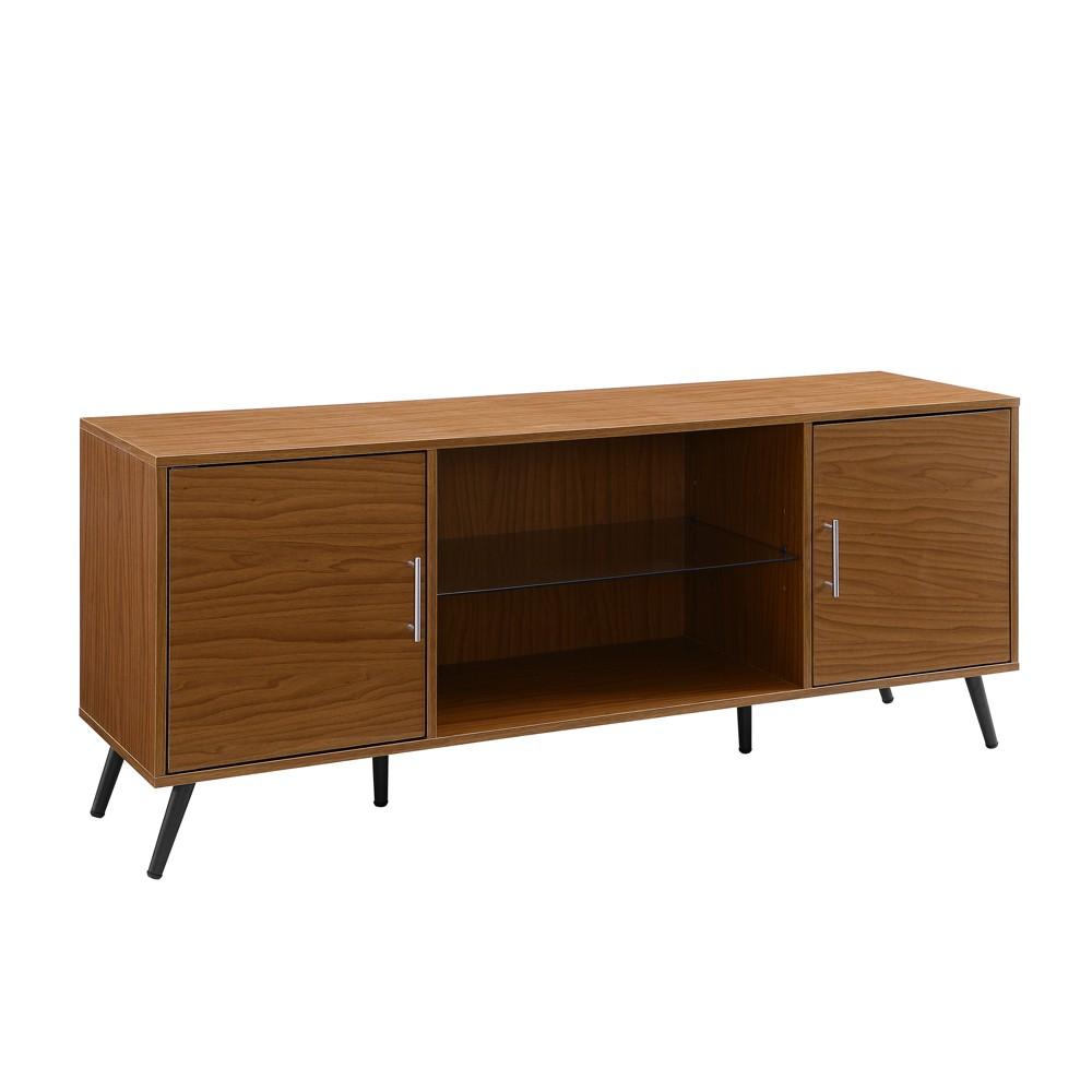 60 2 Door TV Console Acorn - Saracina Home
