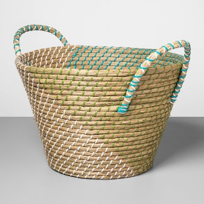 Decorative Coiled Basket 11.8 x15  - Opalhouse™