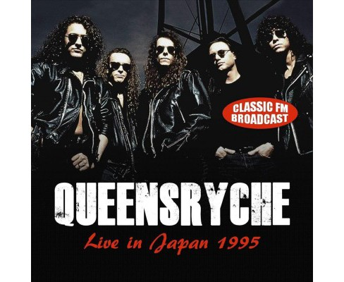 Queensryche - Live In Tokyo 1995 (CD) - image 1 of 1