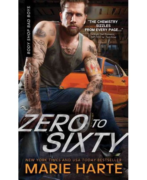 Zero to Sixty (Paperback) (Marie Harte) - image 1 of 1