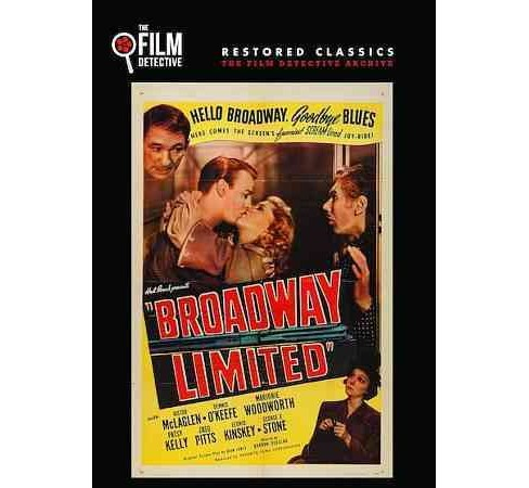 Broadway Limited (DVD) - image 1 of 1