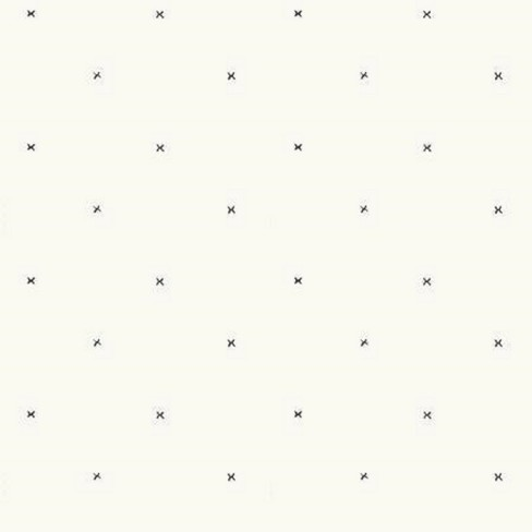 Sample Square Wallpaper X Pattern - Hearth & Hand™ with Magnolia - image 1 of 1
