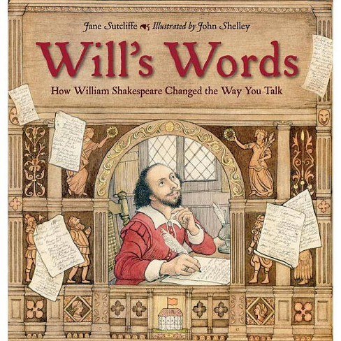 Will's Words - by  Jane Sutcliffe (Hardcover) - image 1 of 1