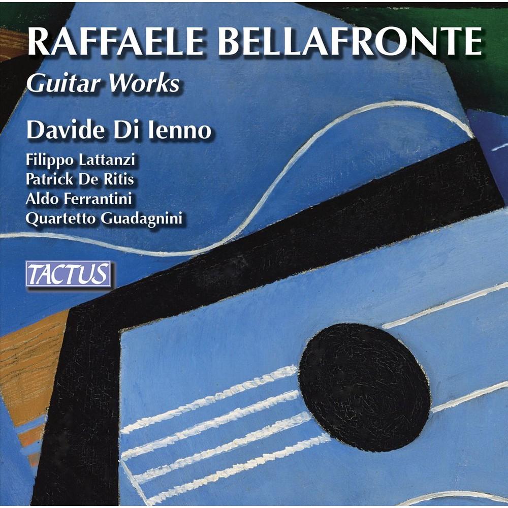 Davide Di Lenno - Bellafronte:Guitar Works (CD)