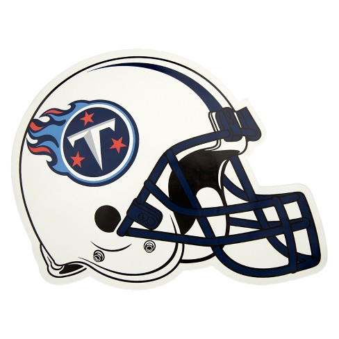 NFL Tennessee Titans Small Outdoor Helmet Decal - image 1 of 1