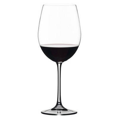 Riedel Vivant 12.5oz 2pk Bordeaux Wine Glasses