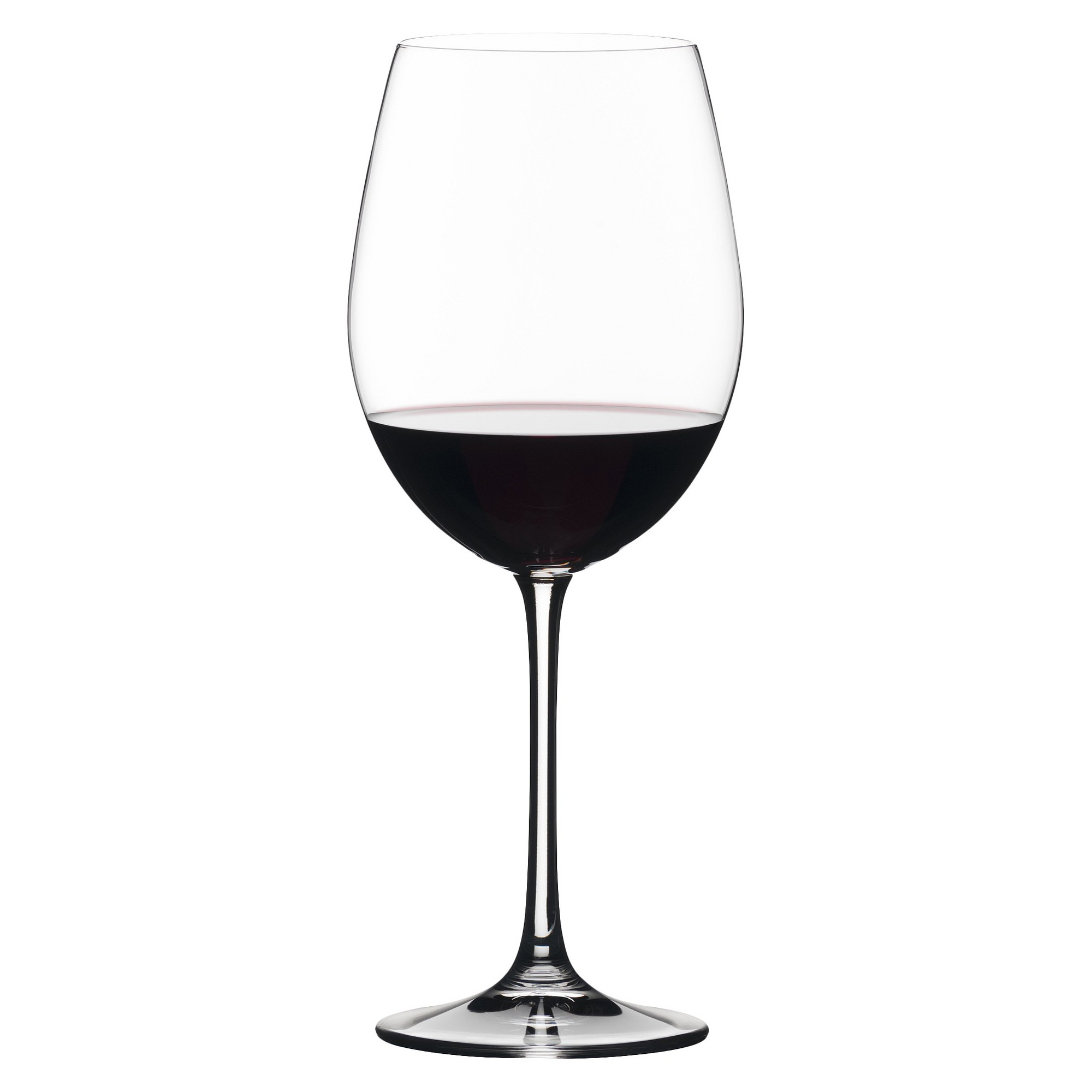 Riedel Vivant 12.5oz 2pk Bordeaux Wine Glasses, Clear
