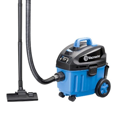 Vacmaster 4-Gallon 5HP 2-Stage Motored Vac