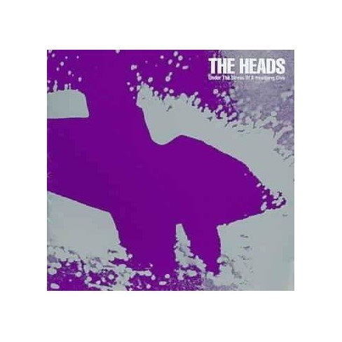 Heads (UK Psychedelic) (The) - Under Stress of a Headlong Dive (CD) - image 1 of 1