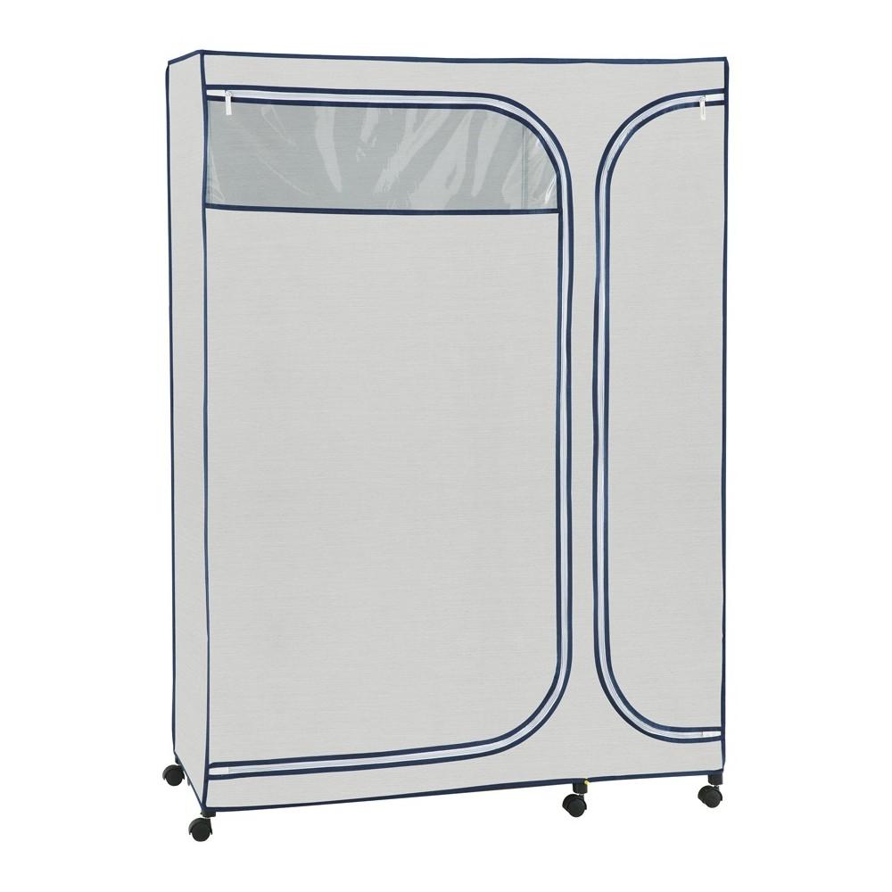 Image of Neu Home Storage Armoire - Twilight, Off White