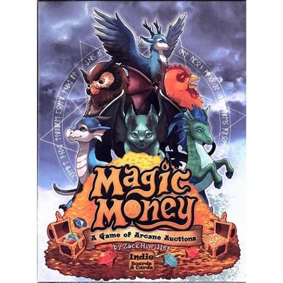 Magic Money Board Game