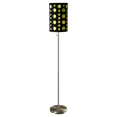 Spotted Floor Lamp - Ore International
