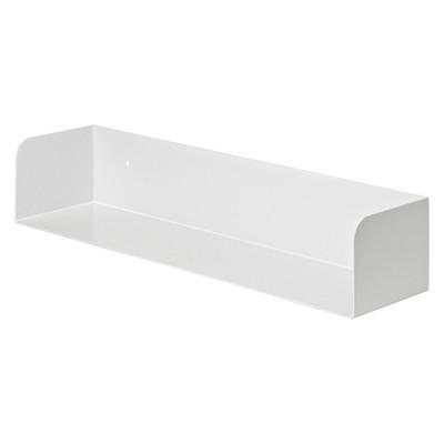 "Floating Wall Shelf 24"" - White"