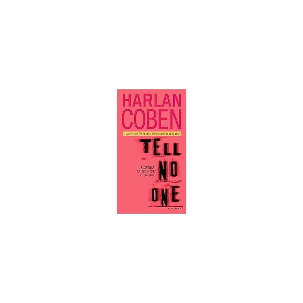 Tell No One (Paperback) by Harlan Coben