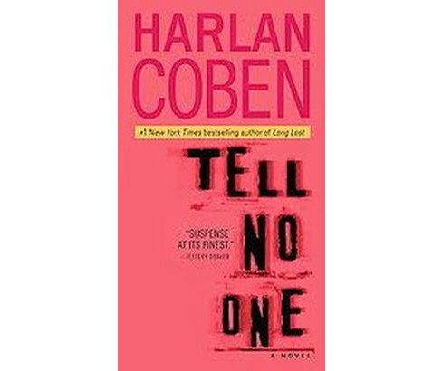 Tell No One (Paperback) by Harlan Coben - image 1 of 1