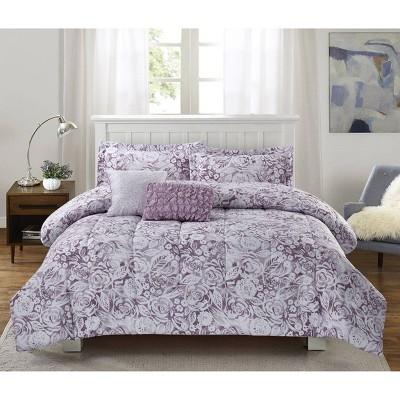 Amanda Reversible Comforter Set