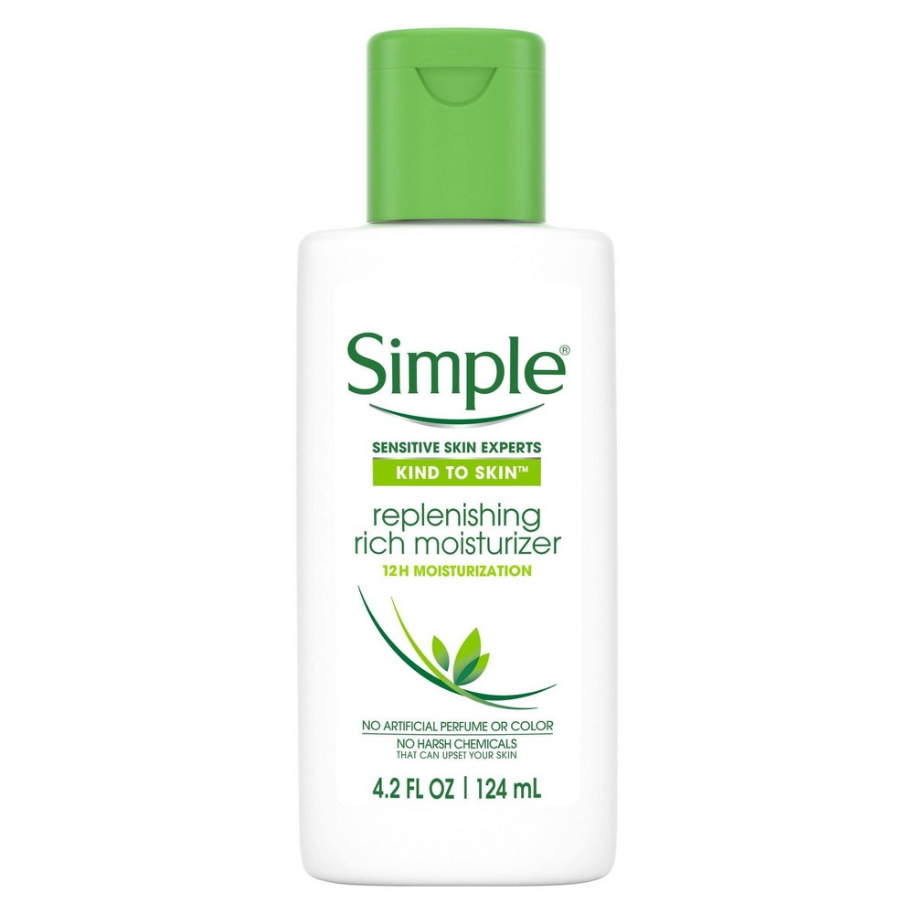 Image of Simple Kind To Skin Replenishing Rich Moisturizer - 4.2oz