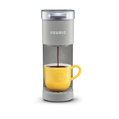 Keurig K-Mini Single Serve K-Cup Pod Coffee Maker Gray