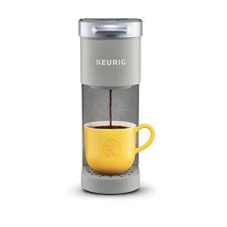 Keurig K-Mini Single-Serve K-Cup Pod Coffee Maker - Gray