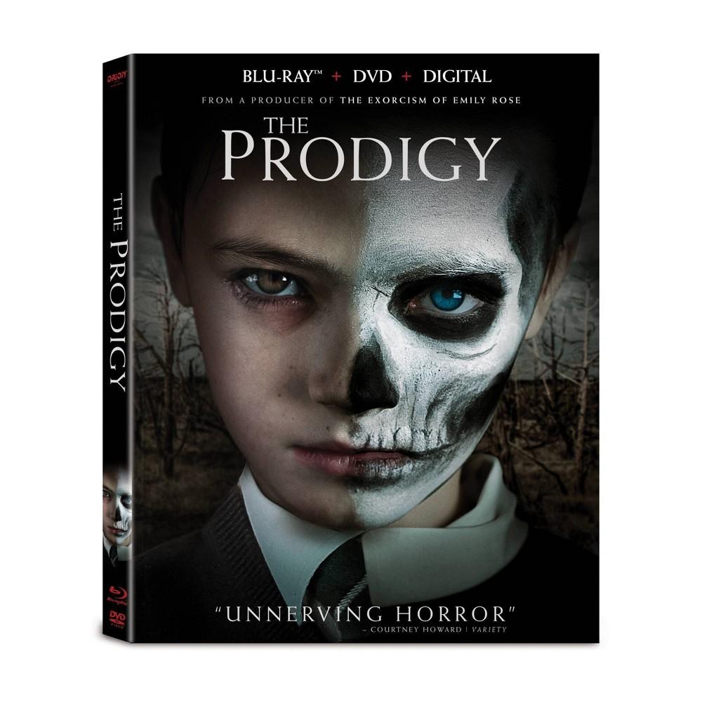 The Prodigy (Blu-Ray + Dvd + Digital)