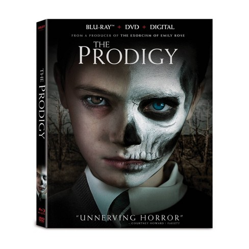The Prodigy (Blu-Ray + DVD + Digital) - image 1 of 1