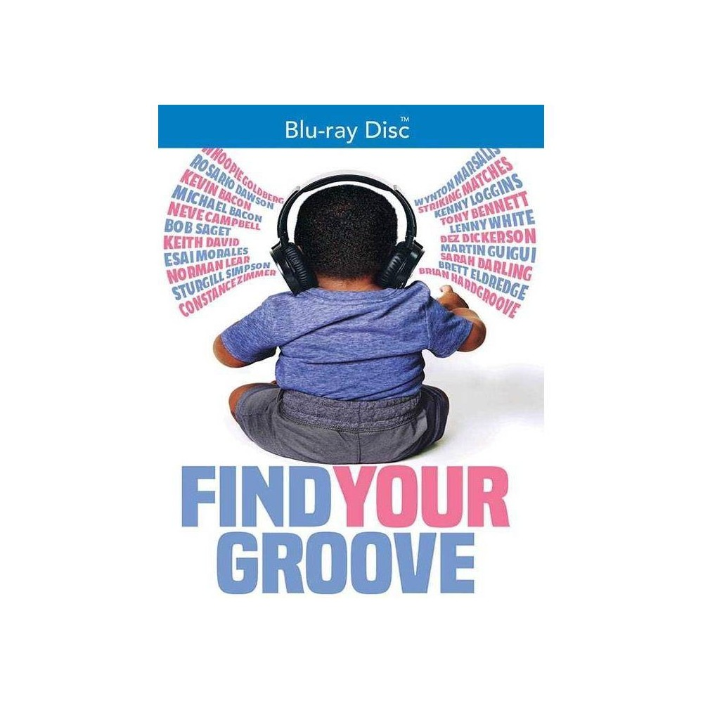 Find Your Groove Blu Ray