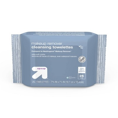 Makeup Remover Wipes - 25ct - up & up™