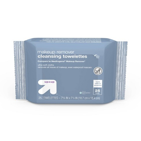 Makeup Remover Wipes - 25ct - Up&Up™ - image 1 of 4