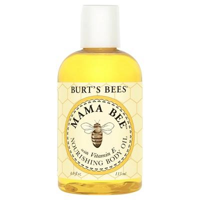 Burt's Bees Mama Bee Nourishing Body Oil - 4 oz