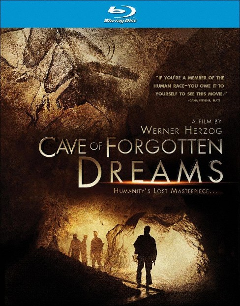 Cave of Forgotten Dreams [2 Discs] [3D/2D] [Blu-ray] - image 1 of 1