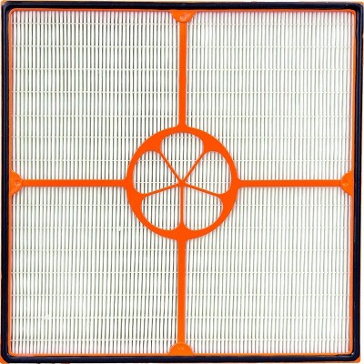 Oransi EJ HEPA Filter, Carbon Replacement Filter, Smoke Removal - White
