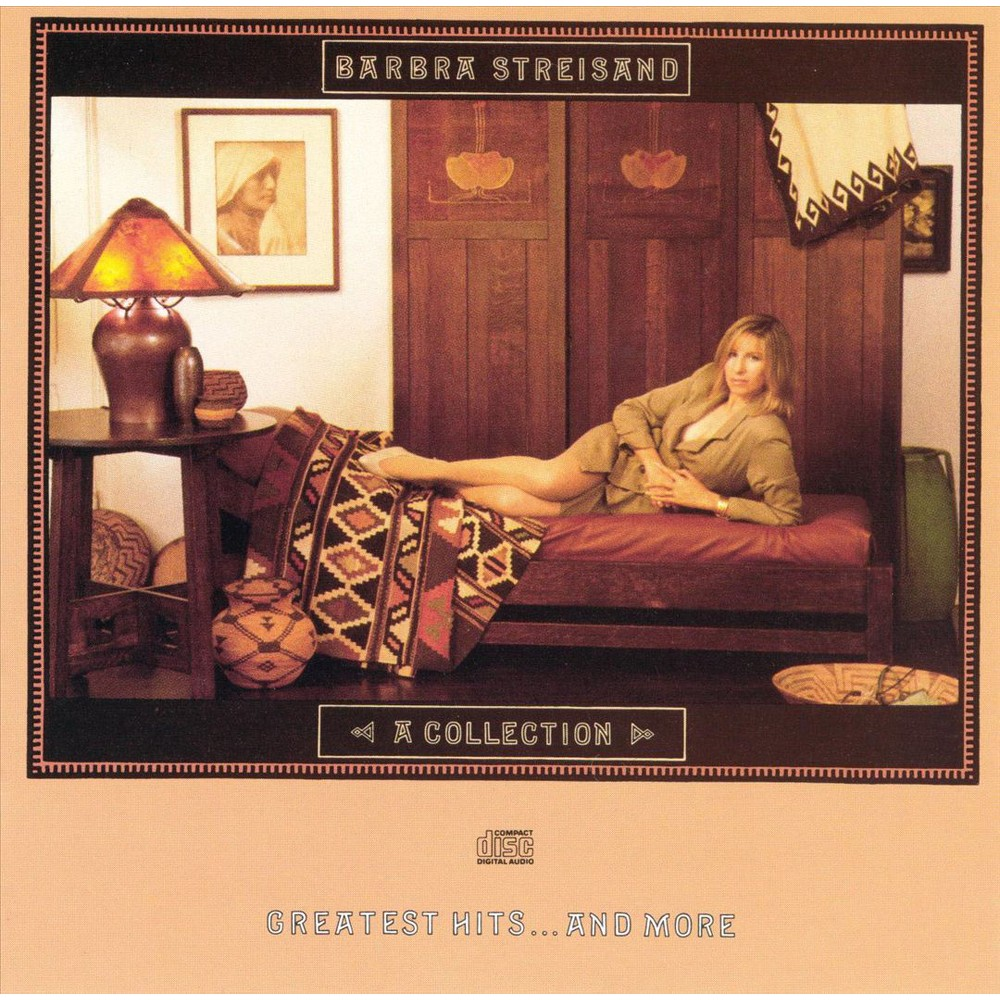 Barbra streisand - Collection:Greatest hits and more (CD)