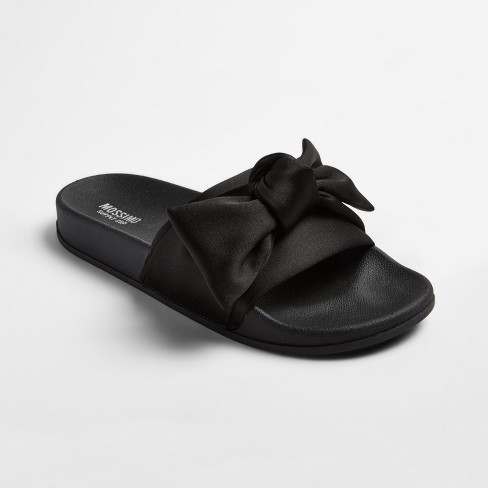Women's Julisa Slide Sandals with a Bow - Mossimo Supply Co.™ - image 1 of 3