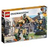 LEGO Overwatch 75974 Bastion Building Kit, Overwatch Game Robot Action Figure 602pc - image 2 of 4