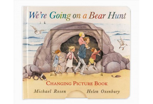 We're Going on a Bear Hunt : Changing Picture Book -  by Michael Rosen (School And Library) - image 1 of 1