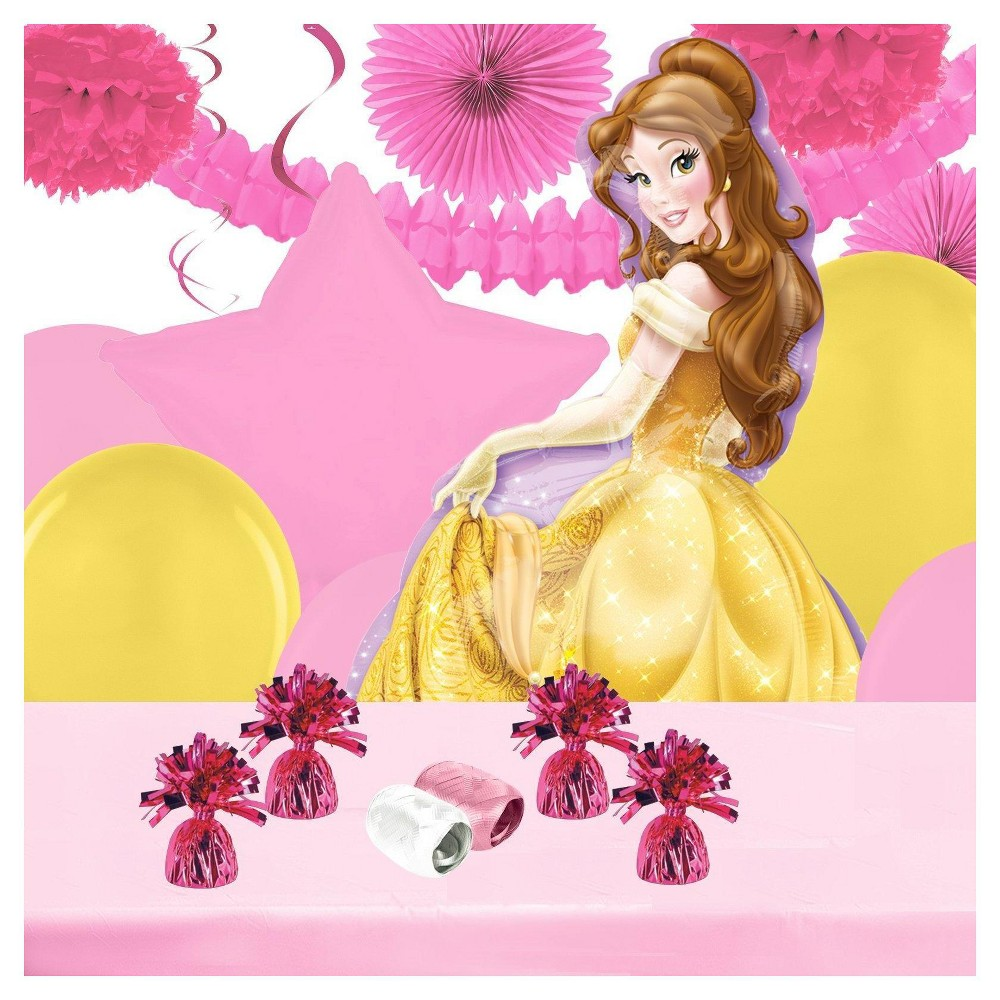 Disney Beauty and the Beast Decoration Kit