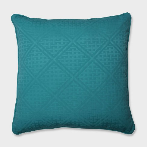 "25"" Paragon Maui Floor Pillow Green - Pillow Perfect - image 1 of 1"