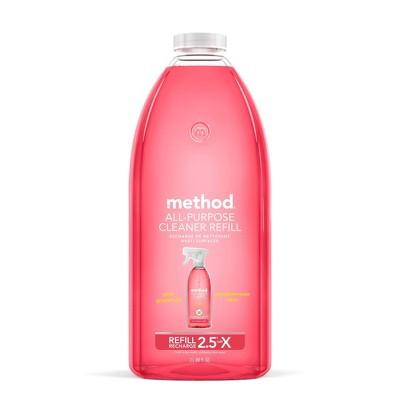 Method All Purpose Cleaner Refill - Pink Grapefruit - 68 fl oz